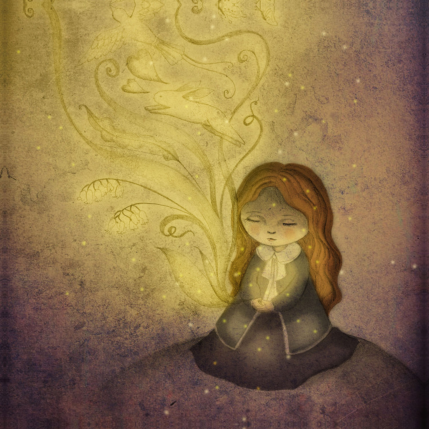 DiaNoche Designs Artist | Amalia K. - Light Upon Us