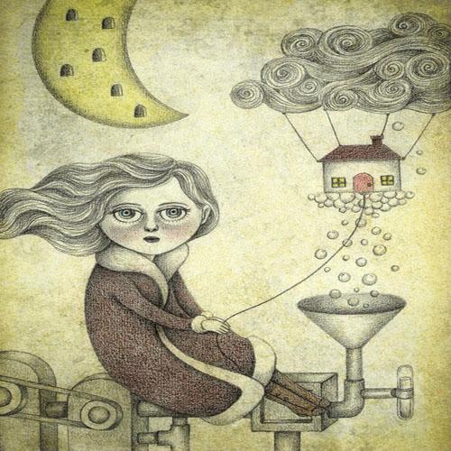 DiaNoche Designs Artist   Amalia K - Take Flight