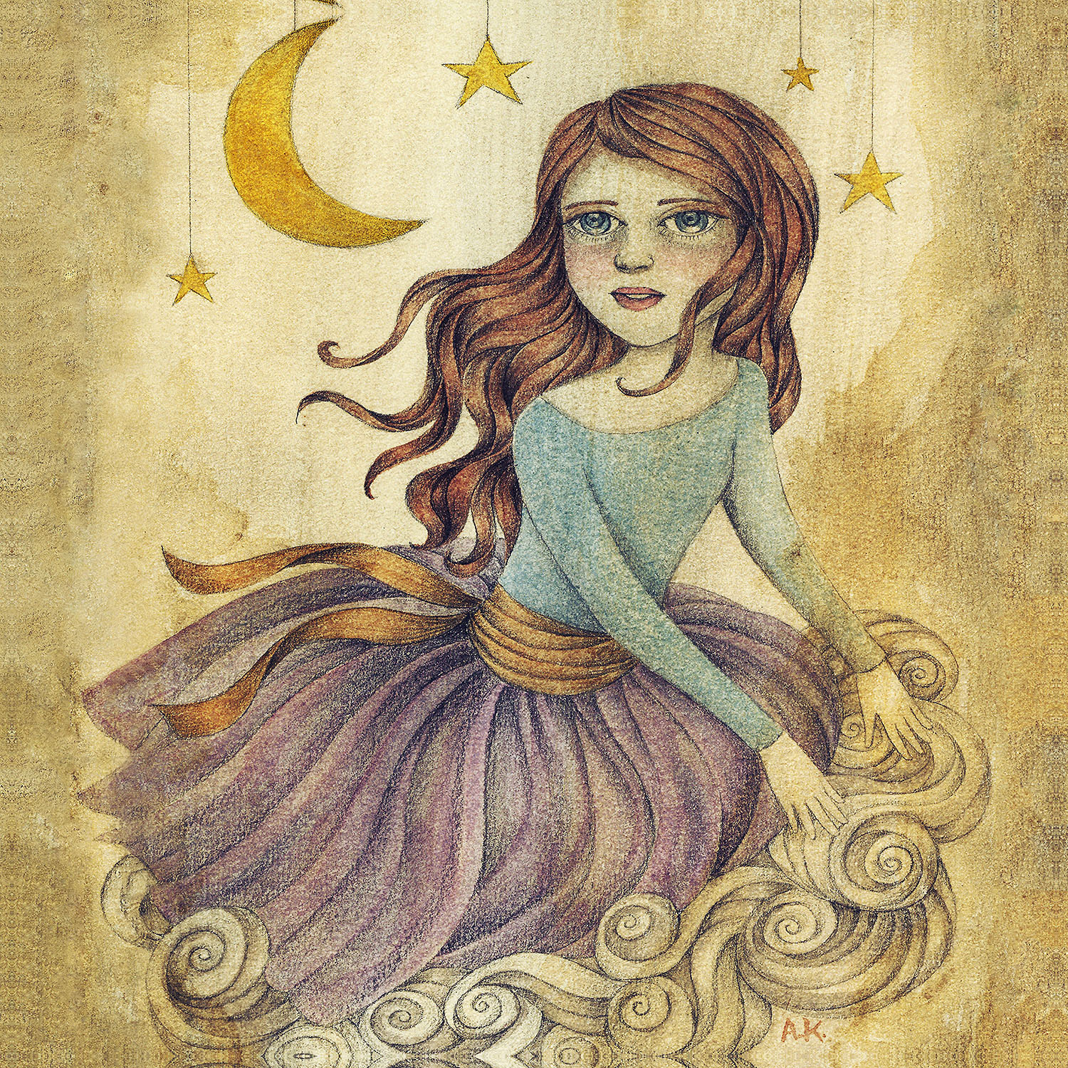 DiaNoche Designs Artist | Amalia K. - Wishes