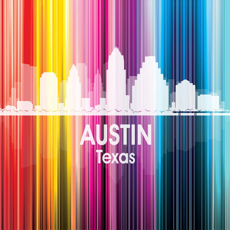 DiaNoche Designs Artist | Angelina Vick - City II Austin Texas