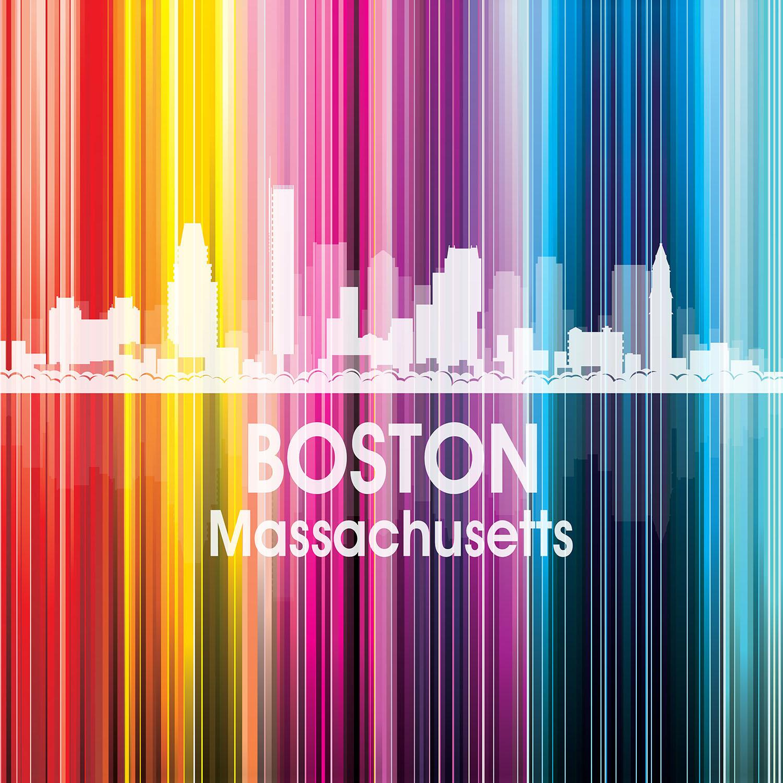 DiaNoche Designs Artist | Angelina Vick - City II Boston Massachusetts