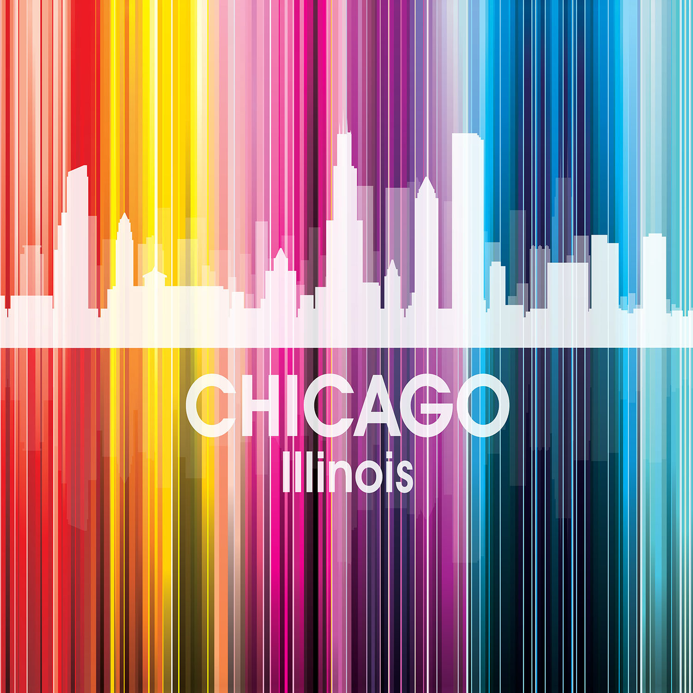 DiaNoche Designs Artist | Angelina Vick - City II Chicago Illinois