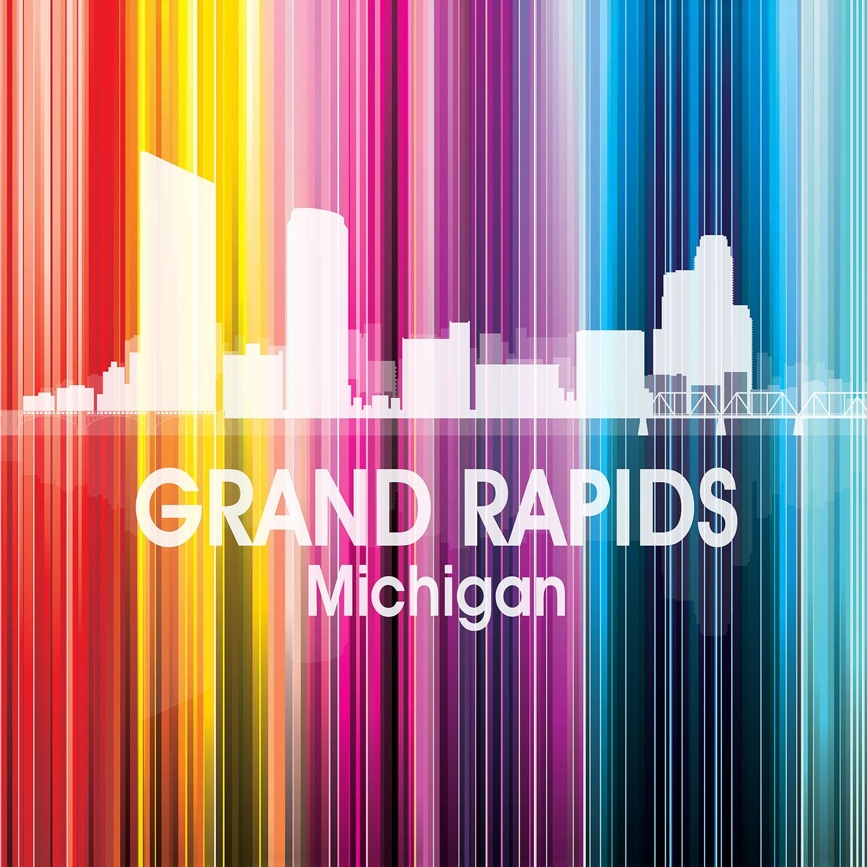 DiaNoche Designs Artist | Angelina Vick - City II Grand Rapids Michigan