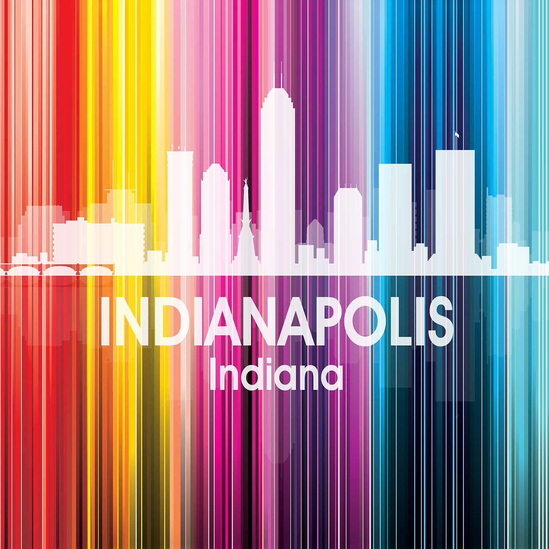 DiaNoche Designs Artist | Angelina Vick - City II Indianapolis Indiana