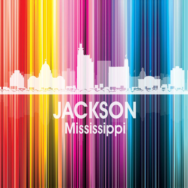DiaNoche Designs Artist | Angelina Vick - City II Jackson Mississippi