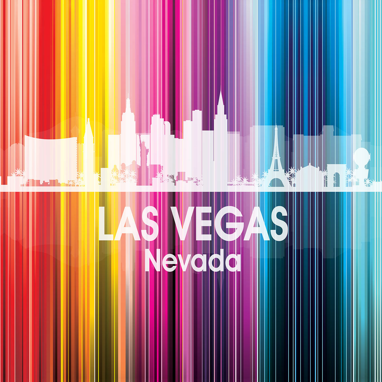 DiaNoche Designs Artist | Angelina Vick - City II Las Vegas Nevada