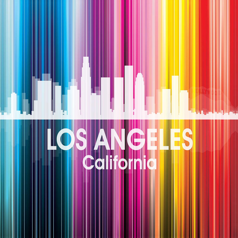 DiaNoche Designs Artist | Angelina Vick - City II Los Angeles California