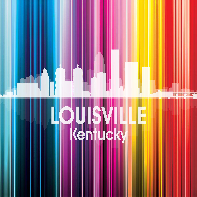 DiaNoche Designs Artist | Angelina Vick - City II Louisville Kentucky