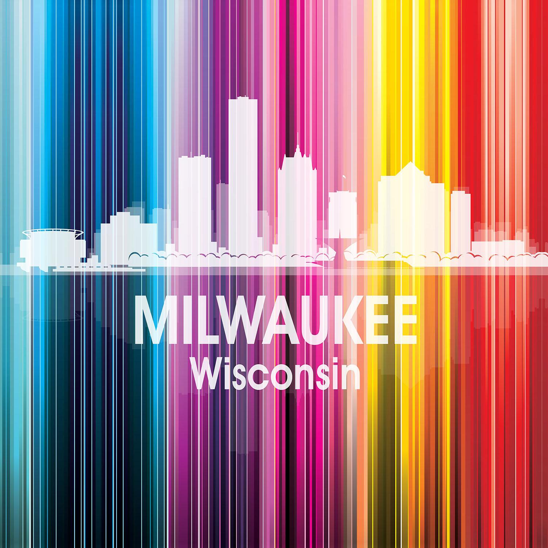 DiaNoche Designs Artist | Angelina Vick - City II Milwaukee Wisconsin
