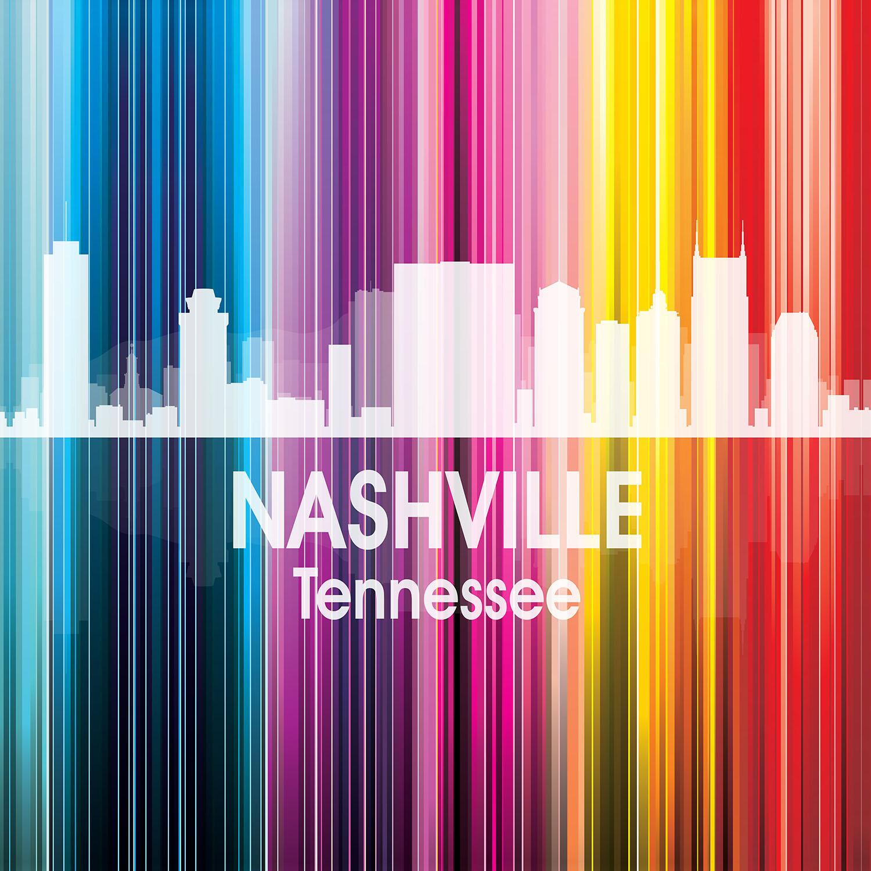 DiaNoche Designs Artist | Angelina Vick - City II Nashville Tennessee