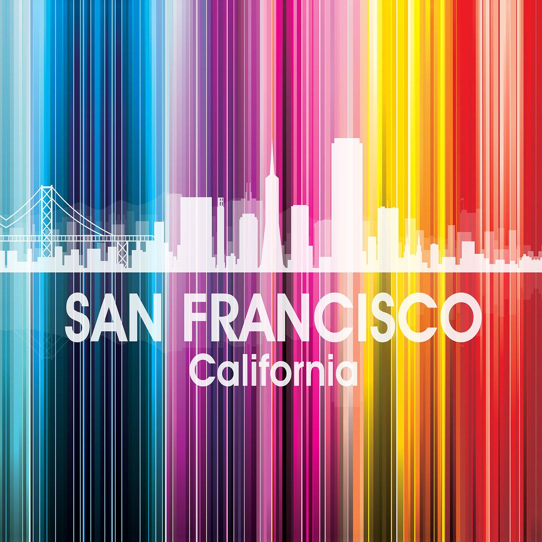 DiaNoche Designs Artist | Angelina Vick - City II San Francisco California