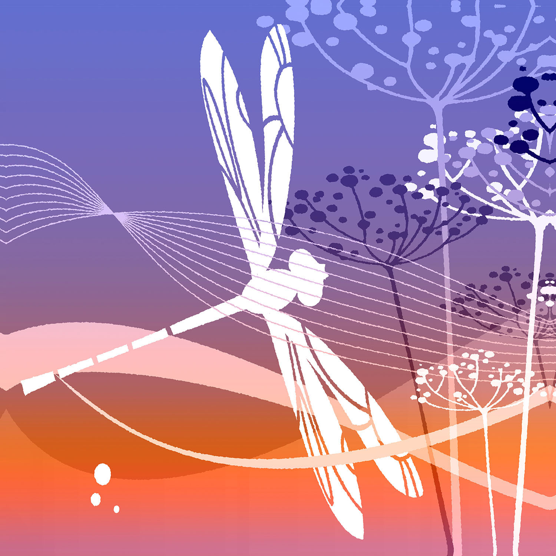 DiaNoche Designs Artist | Angelina Vick - Flight Pattern I