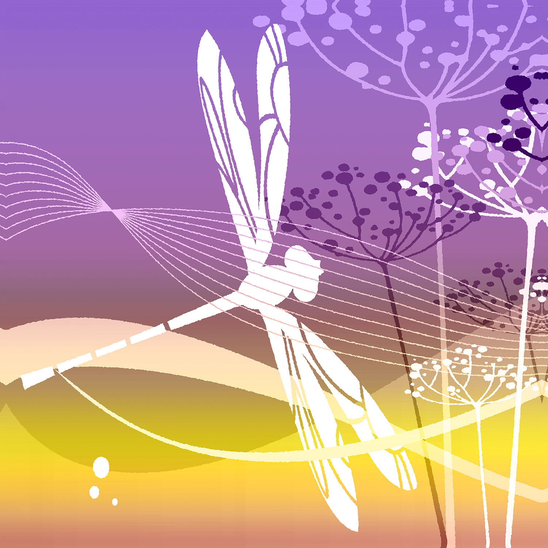 DiaNoche Designs Artist | Angelina Vick - Flight Pattern II
