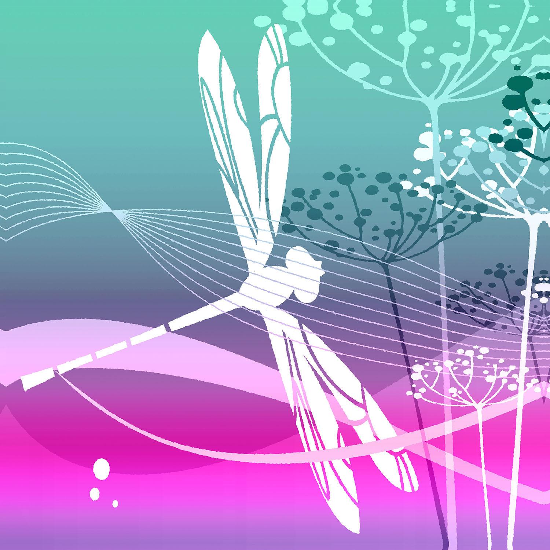 DiaNoche Designs Artist | Angelina Vick - Flight Pattern III
