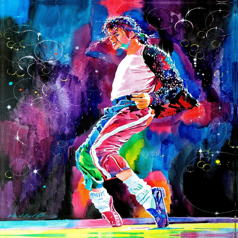 DiaNoche Designs Artist | David Lloyd Glover - Michael Jackson Dance