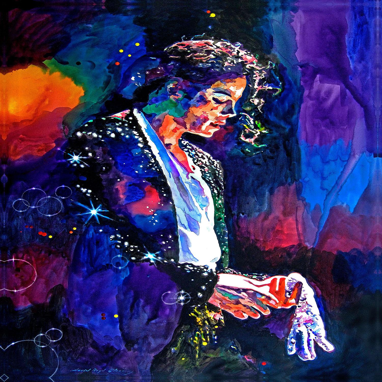 DiaNoche Designs Artist | David Lloyd Glover - The Final Performance Michael Jackson