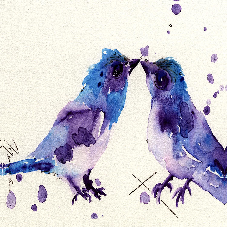 DiaNoche Designs Artist | Dawn Derman - Spring Kiss