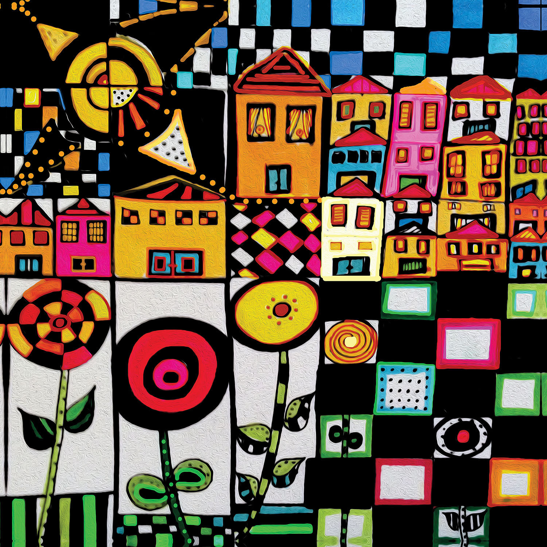 DiaNoche Designs Artist | Dora Ficher - Doodle Day