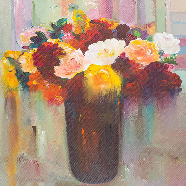 DiaNoche Designs Artist | Hooshang Khorasani - Bouquet of Flowers