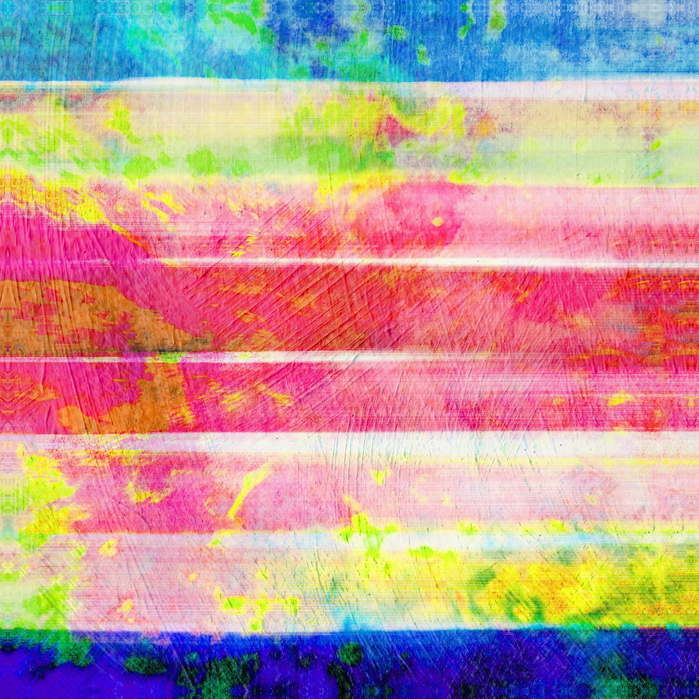 DiaNoche Designs Artist   Iris Lehnhardt - Spotted Stripes