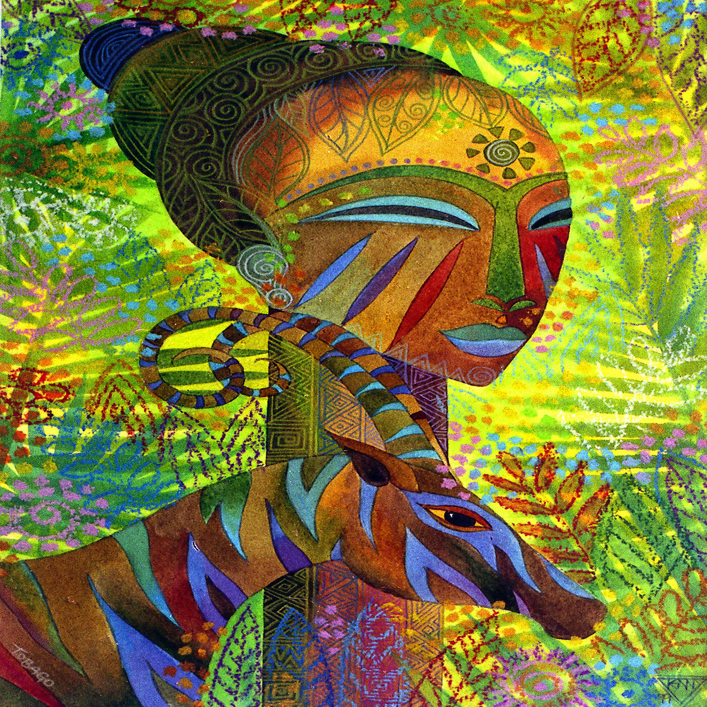 DiaNoche Designs Artist | Jennifer Baird - African Queens