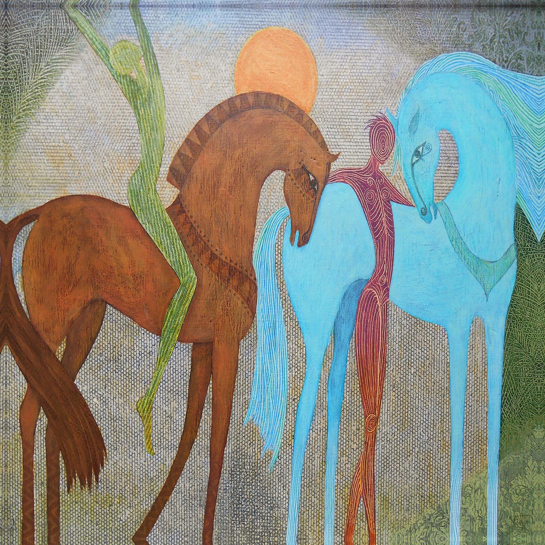 DiaNoche Designs Artist | Jennifer Baird - Companions