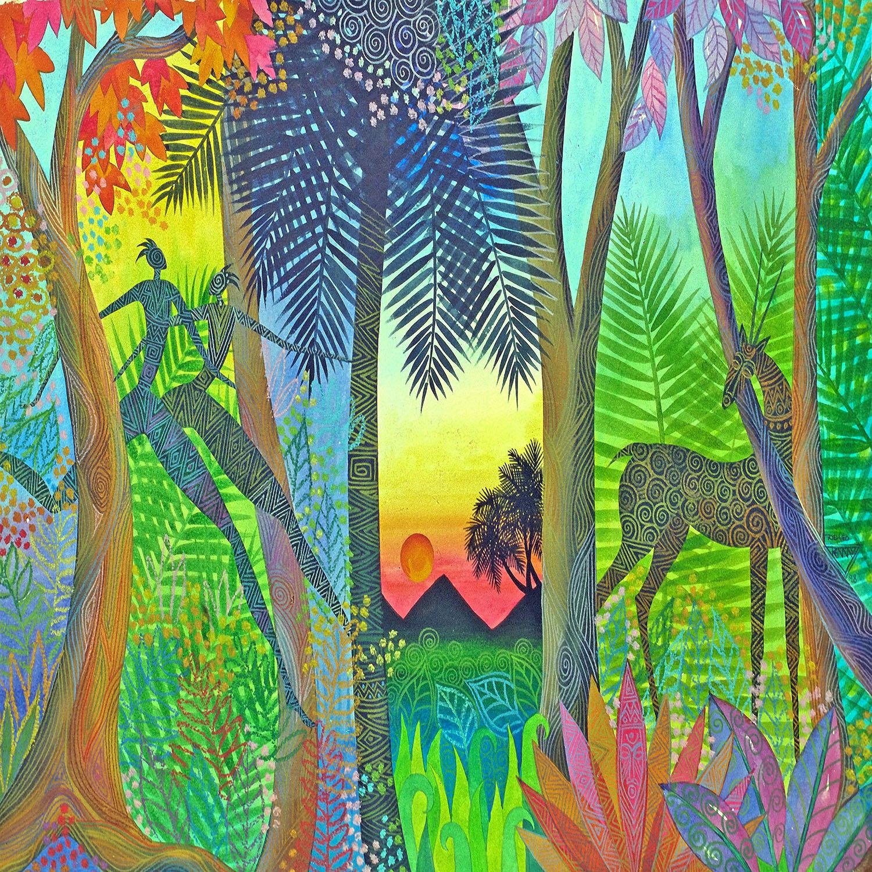 DiaNoche Designs Artist | Jennifer Baird - Twilight - The Gate Between Worlds