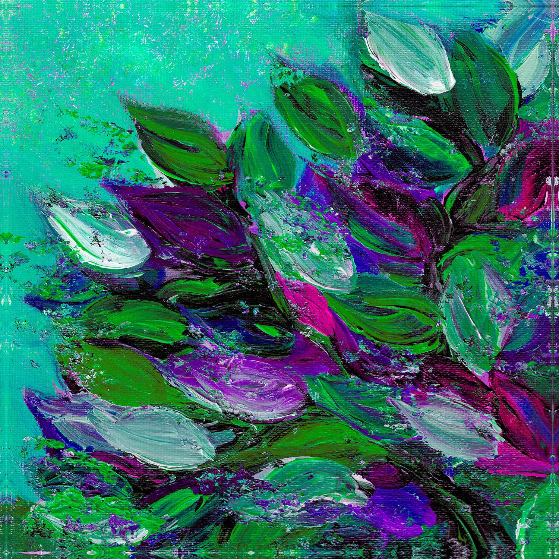 DiaNoche Designs Artist   Julia Di Sano - Blooming Beautiful I