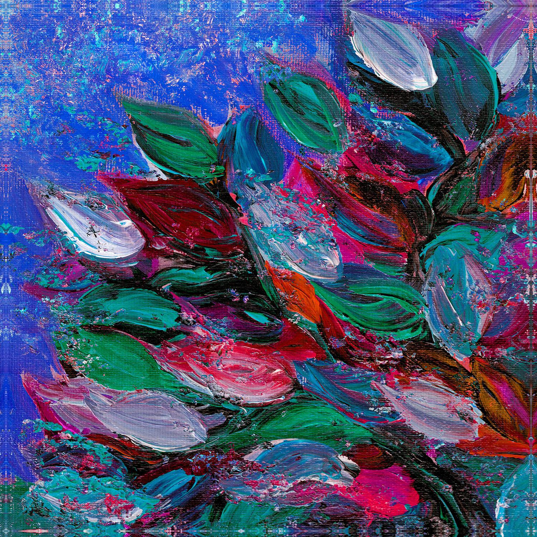 DiaNoche Designs Artist   Julia Di Sano - Blooming Beautiful III