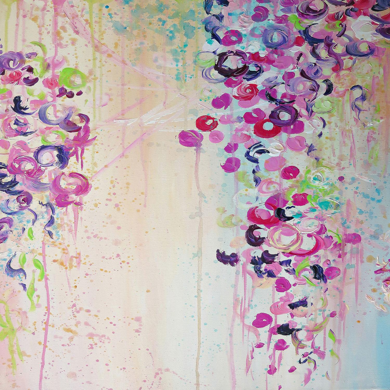 DiaNoche Designs Artist   Julia Di Sano - Dance of the Sakura