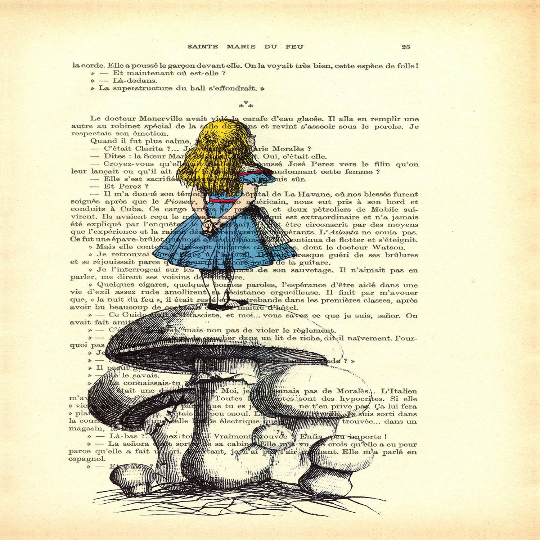 DiaNoche Designs Artist | Madame Memento - Alice