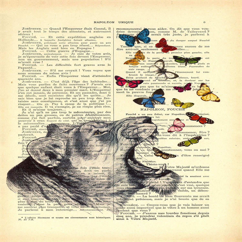 DiaNoche Designs Artist | Madame Memento - Lioness