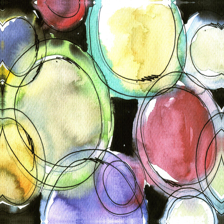 DiaNoche Designs Artist   Marley Ungaro - Artsy Dizzy Spell
