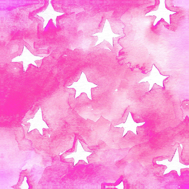 DiaNoche Designs Artist   Marley Ungaro - Artsy Pink Stars