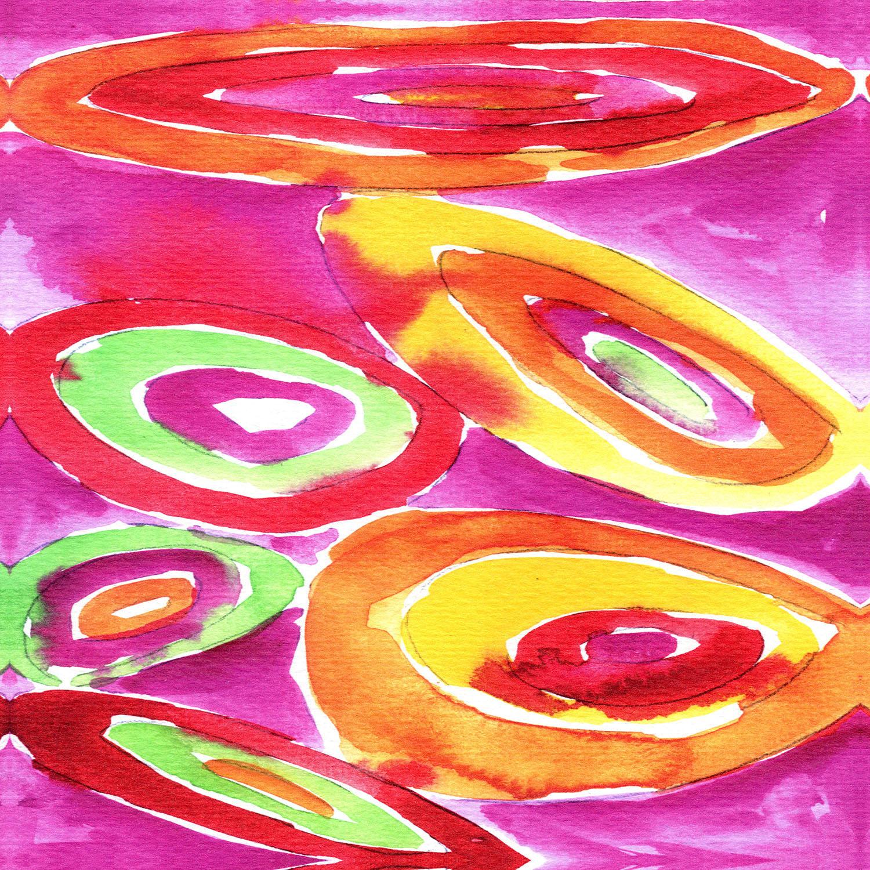 DiaNoche Designs Artist   Marley Ungaro - Artsy Tutti Frutti