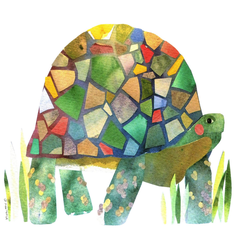 DiaNoche Designs Artist   Marley Ungaro - Turtle