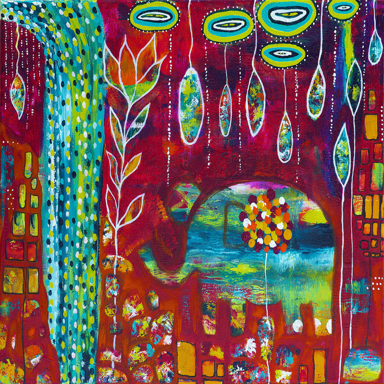 DiaNoche Designs Artist | Michele Fauss - Elephants Eden