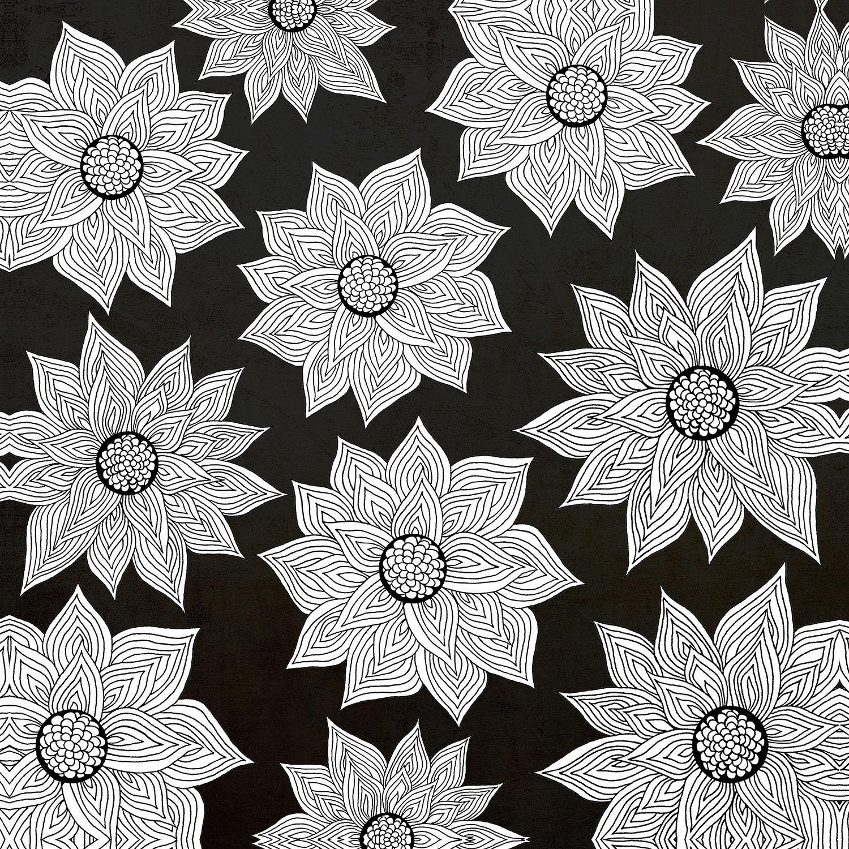DiaNoche Designs Artist | Pom Graphic Design - Elegant Floral