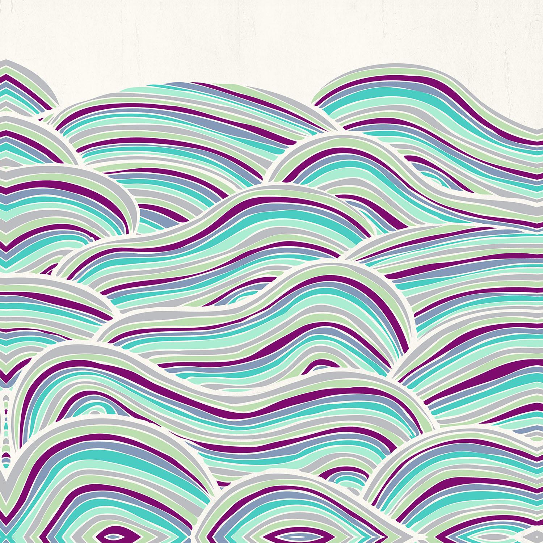 DiaNoche Designs Artist | Pom Graphic Design - Summer Fields