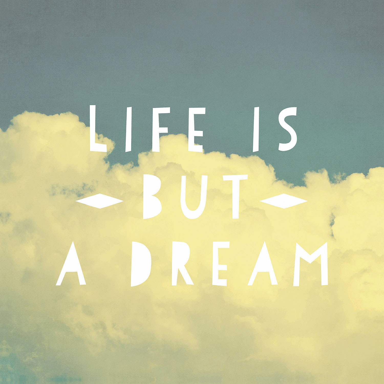DiaNoche Designs Artist | Rachel Burbee - Life is But a Dream