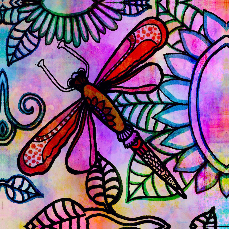 DiaNoche Designs Artist | Robin Mead - Inner Light