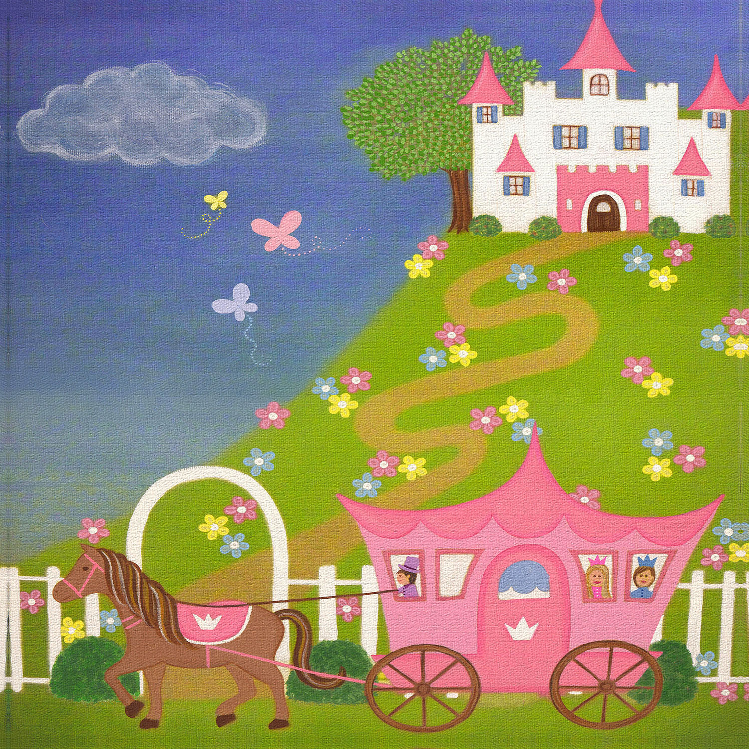 DiaNoche Designs Artist | Samantha Knops - Happily Ever After