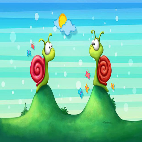 DiaNoche Designs Artist | Tooshtoosh - Missing Snails