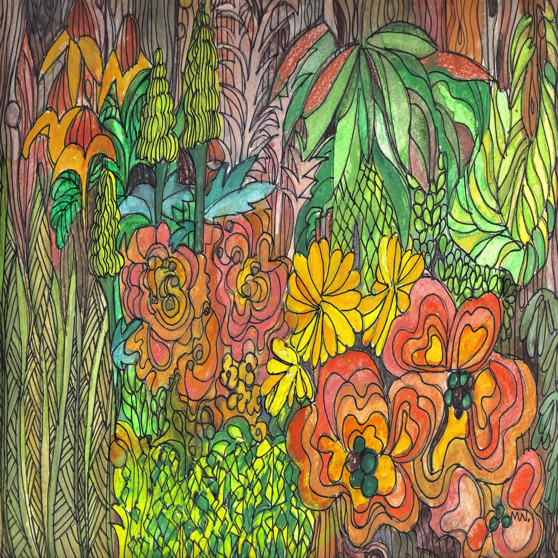 DiaNoche Designs Artist Maeve Wright
