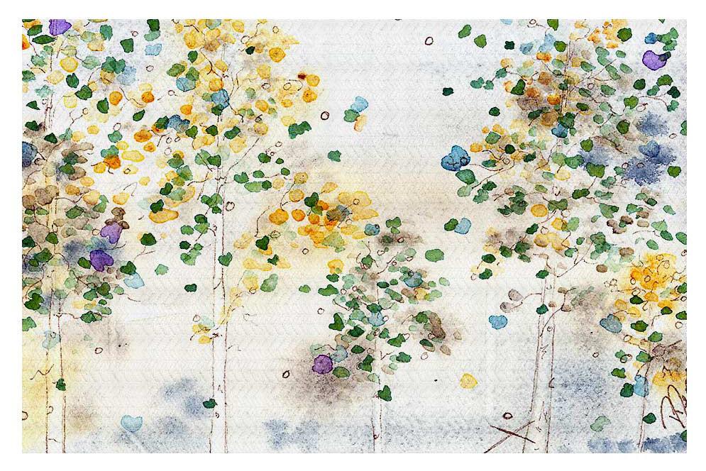 Aspen Grove, by Dawn Derman