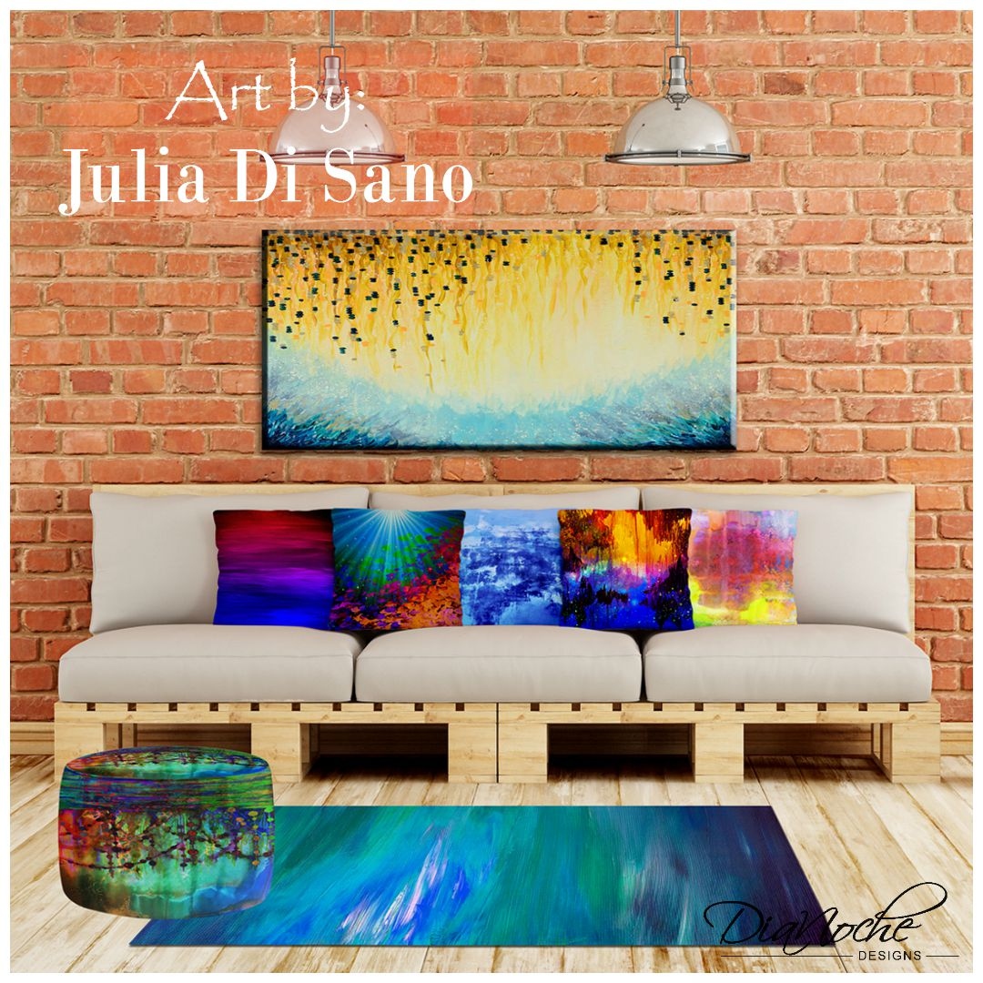 DiaNoche Designs Featured Artist Julia DiSano