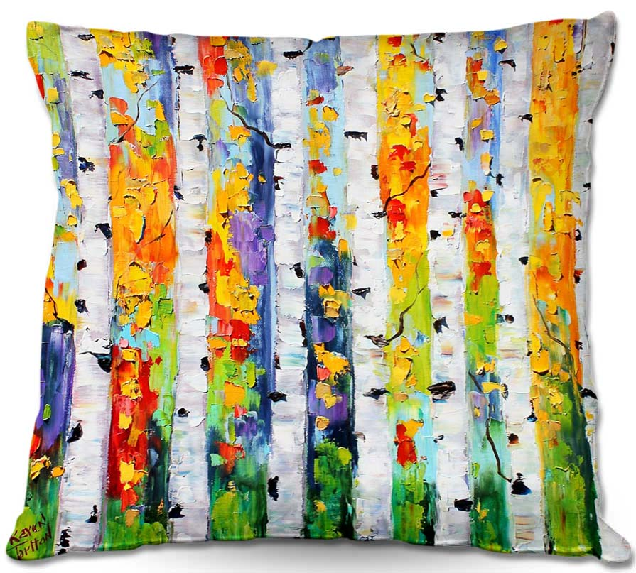 Karen Birch Trees