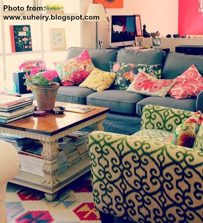 Mix Up Your Pieces Of Furniture
