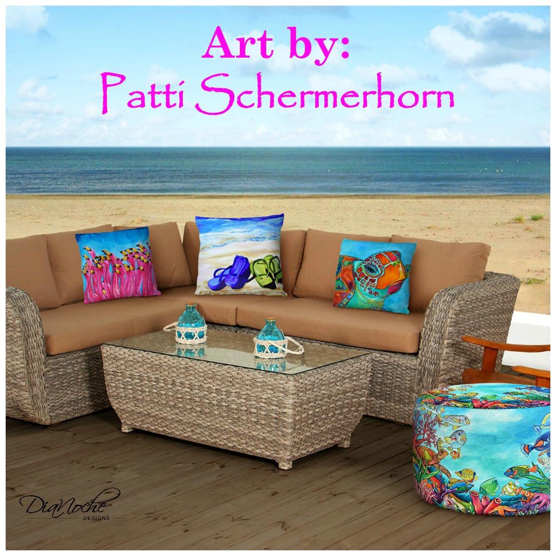 Patti Schermerhorn Art