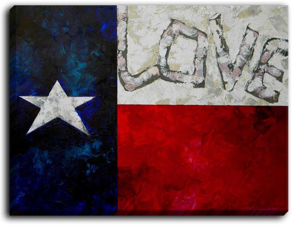 Patti Schermerhorn Love for Texas